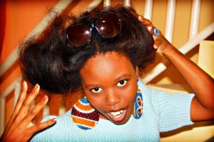 Portrait - Tshipa