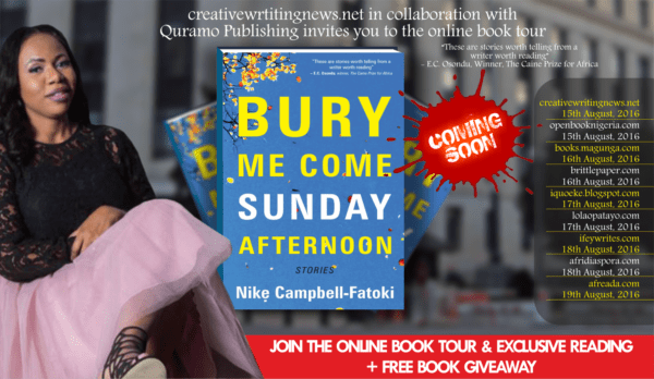 POSTER ONLINE Bury Me Come Sunday Afternoon 1a