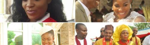 obinna wedding collage