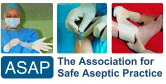 The Association for Safe Aseptic Practice works to improve standards of aseptic technique in clinical practice.