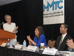 FCC Commissioners' Breakfast 2013 Conference - Jason Miccolo Johnson