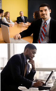 Multicultural Entrepreneurs on Computers