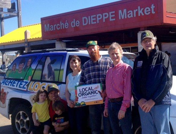 Marche de Dieppe Market