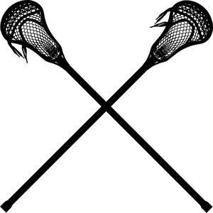 Lacrosse Clip Art