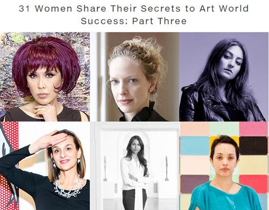 artnet surveys art world professionals