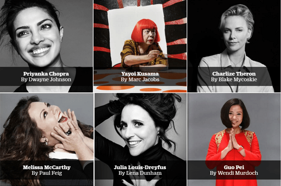 TIME shares their list of 100 influential people