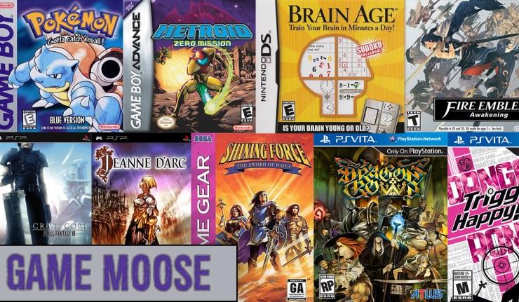 Episode 70 Game Moose Art