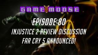 Episode 80 Game Moose Art