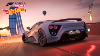 Forza Horizon 3 Hot Wheels 2016 Xenvo ST1 Solo