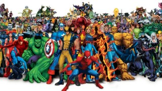 Marvel+Superheroes+to+Power