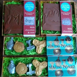 Earl Hakon chocolate collection.