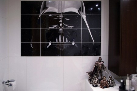 star wars decor bathroom