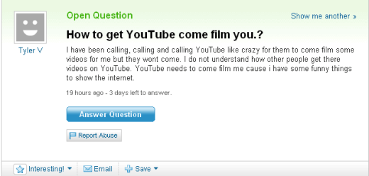 yahoo answer 19 youtube 520x248 Do You Know the Answer?
