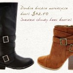 "Create A ""Boot Collection"" For Less Than $75!"