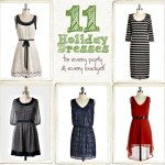 Friend, Family, or Office Party: Holiday Dresses