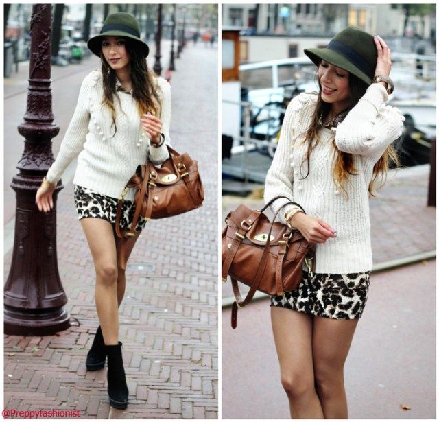 White & Leopard by Preppy Fashionist