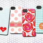 [GIVEAWAY] Pretty Smitten Personalized iPhone Case