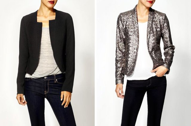 Piperlime Edgy Blazers under $50