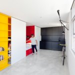 Small space: 290 square feet in Woolloomooloo