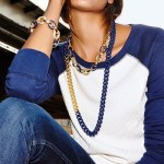 Daily Deal: Painted Gold Chain Necklace