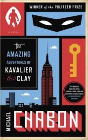 """The Amazing Adventures of Kavalier & Clay"" by Michael Chabon"