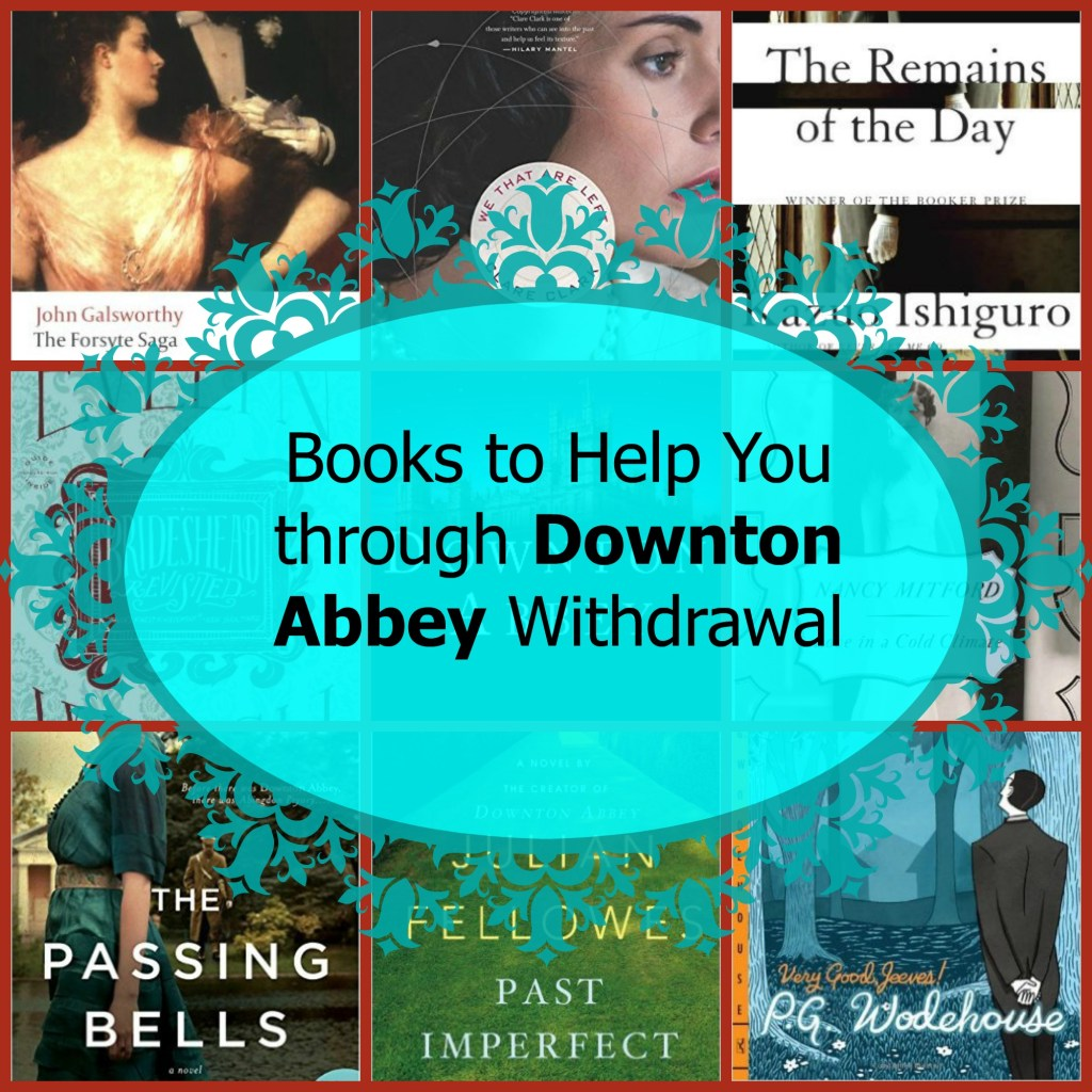 All the Book Recommendations for Downton Abbey You Could Ever Want
