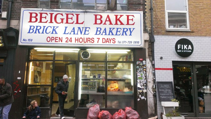 Cake + Whisky Brick Lane Beigel Bake 2