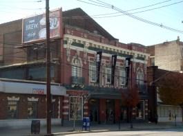 The Broadway Theater (Broken Sidewalk)