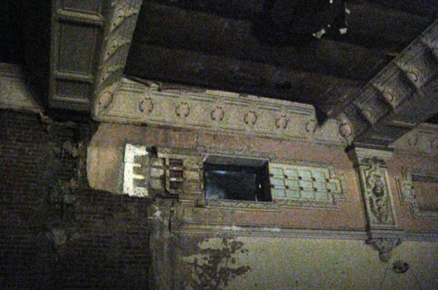 Inside The Broadway Theater (Broken Sidewalk)