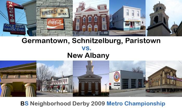 BS Neighborhood Derby 2009: Metro Championship
