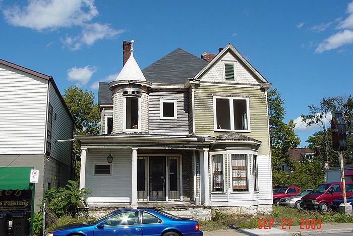 Frankfort Avenue House - September 2003