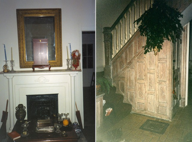 Inside the Frankfort Avenue House