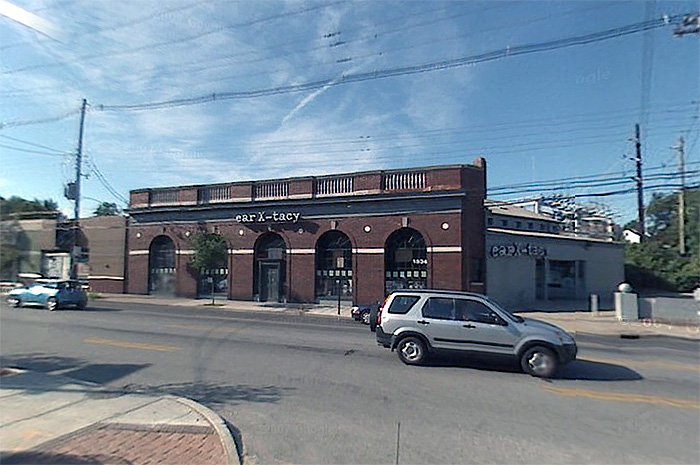 Current Ear X-Tacy Store on Bardstown Road (via Google)