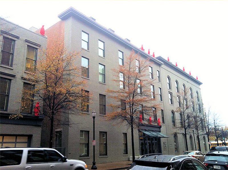 21c Museum Hotel.