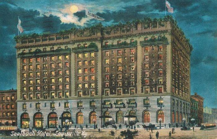 Seelbach Hotel.