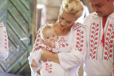 haine copii parinti acelasi model
