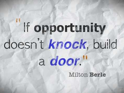 Milton Berle Quote