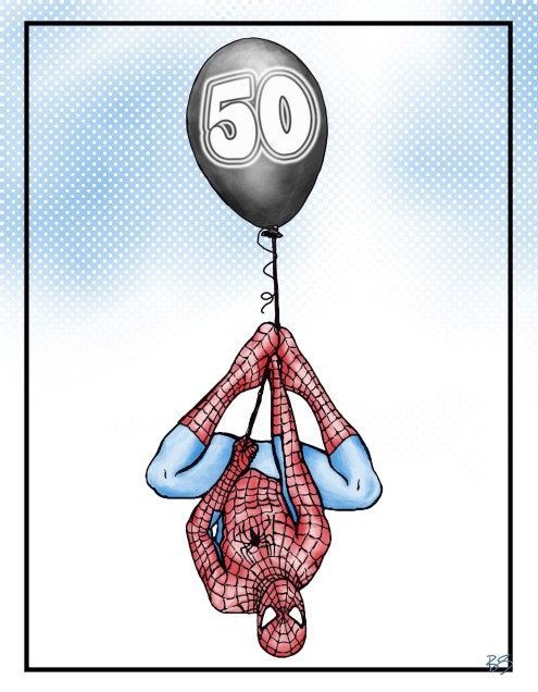 Spidey50th