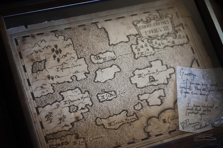 Super Mario Bros. 3: Overworld Map