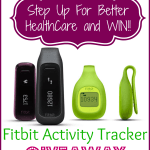 Share Your Step Up Story &  Win A FitBit Activity Tracker!