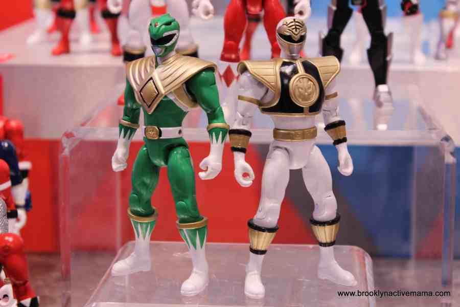 ban dai power ranger figures