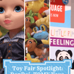 Toy Fair Spotlight: BanDai, TOMY Toys & Little Pim