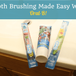Tooth Brushing Made Easy With Oral-B Disney Timer App! #ProHealthKids
