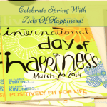 Celebrate Spring With Acts Of Happiness! #HappyActs