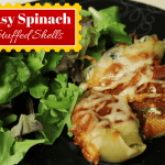 Tasty Thursday: Spinach Stuffed Shells