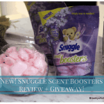 That One Time I Met The Snuggle Bear + Giveaway