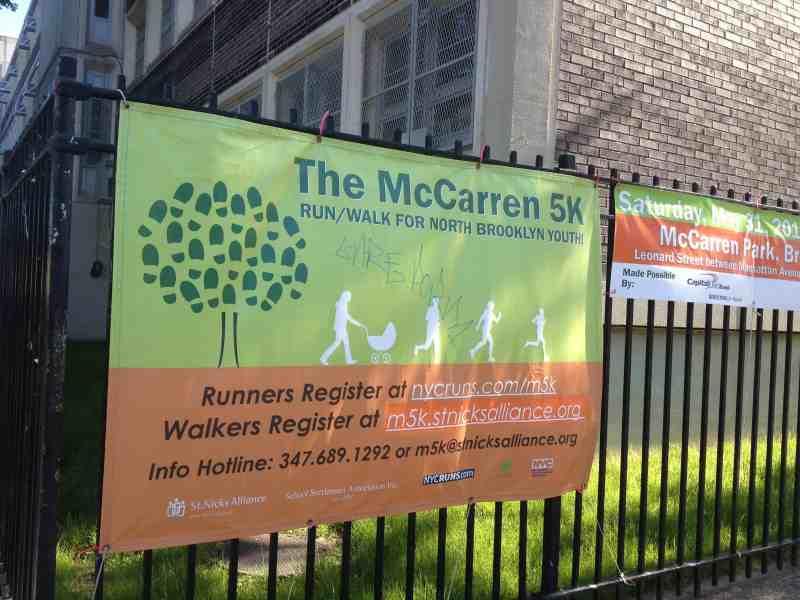 The Mccarren Park 5k