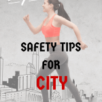 10 Safety Tips for City Running + A Review of the Panasonic Wired Open Ear Headphones