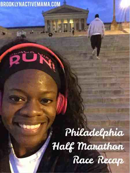 City of Sisterly Endurance – Philadelphia Half Marathon Race Recap
