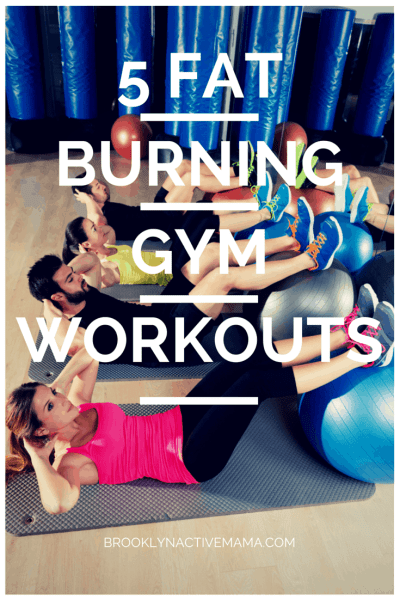 5 Awesome Fat Burning Gym Workouts